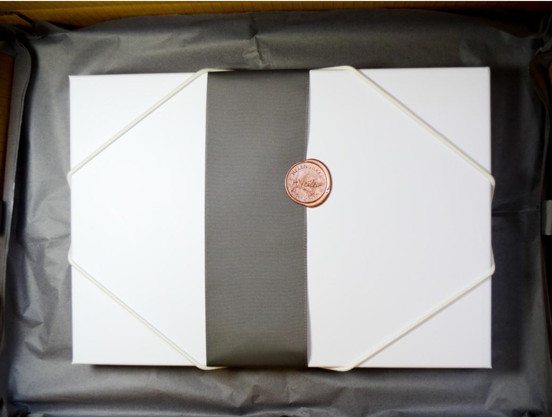 Beautifully boxed